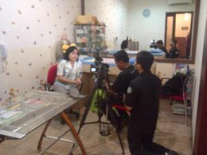 Wawancara dr. Wiyarni Prambudi SpA